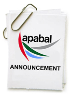 APABAL_announcement