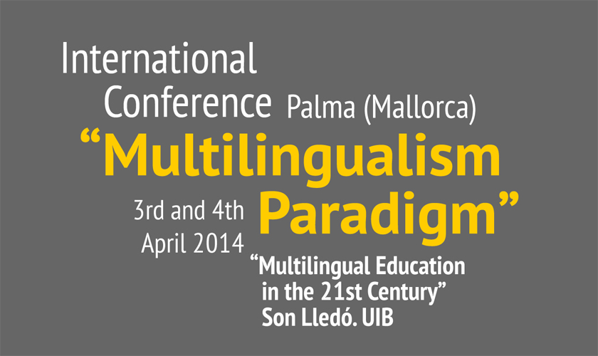 "International  Conference ""Multilingualism Paradigm"""