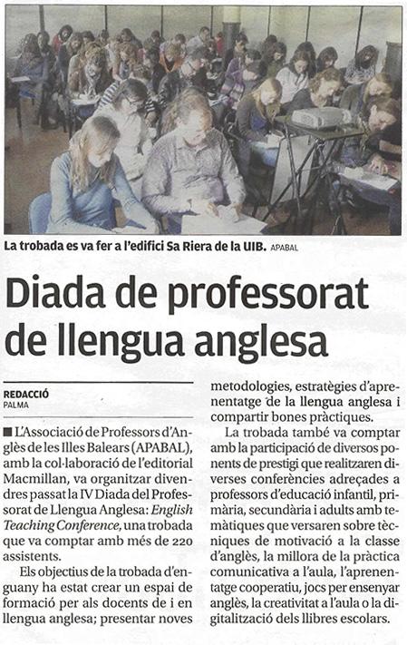 APABAL_Diario_de_Mallorca_16-04_2014